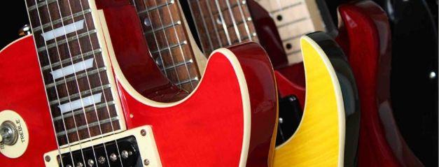 Clases de Guitarra eléctrica desde básico hasta avanzados